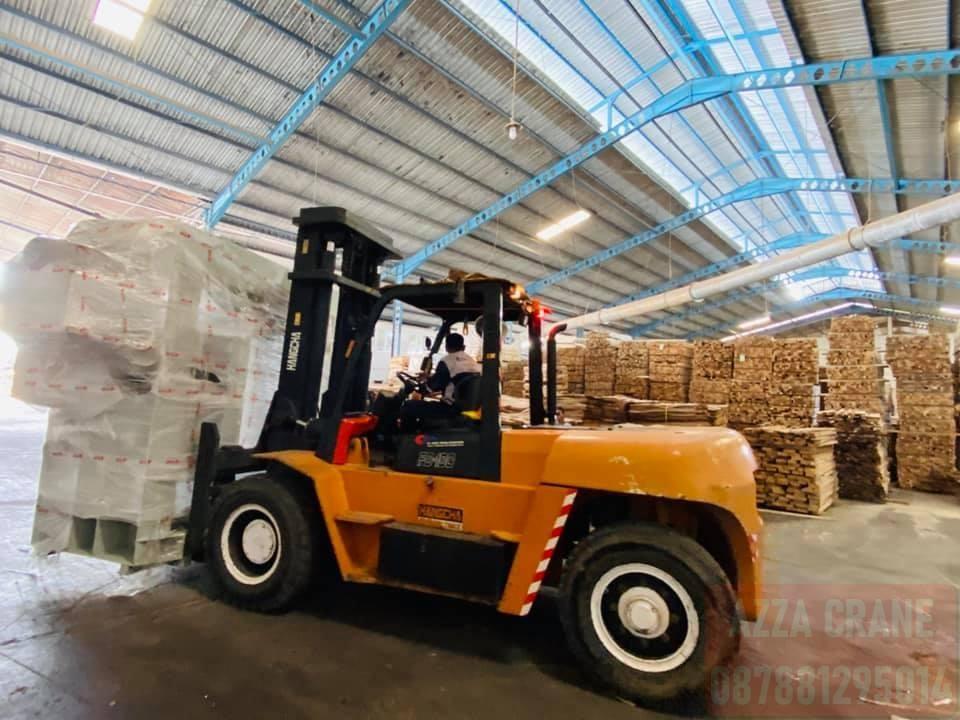 Sewa Forklift di Mekarsari