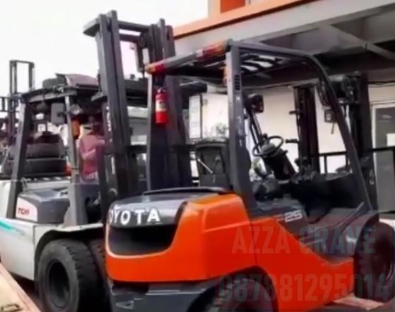 Sewa Forklift di Pulo Gadung