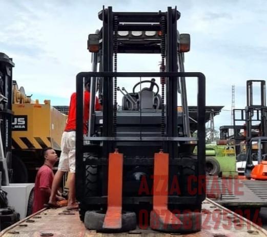 Sewa Forklift di Utan Panjang