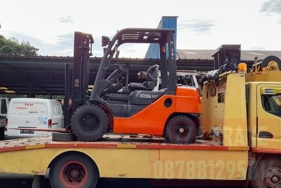 Sewa Forklift di Poris Gaga