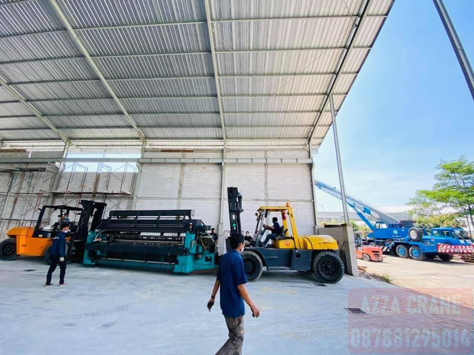 Sewa Forklift di Kenanga