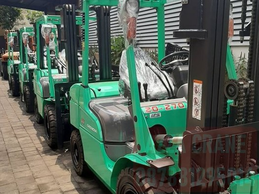 Sewa Forklift di Pondok Benda