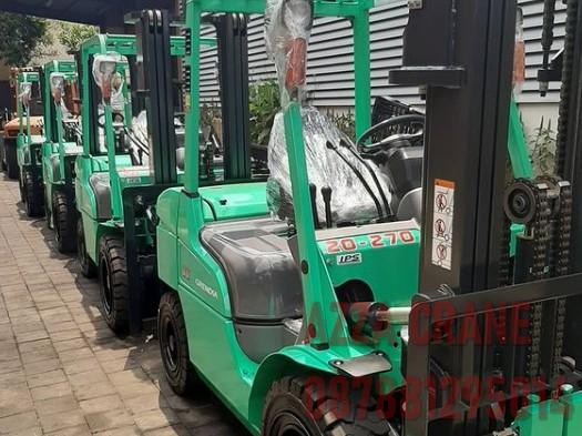 Sewa Forklift di Mampang Prapatan