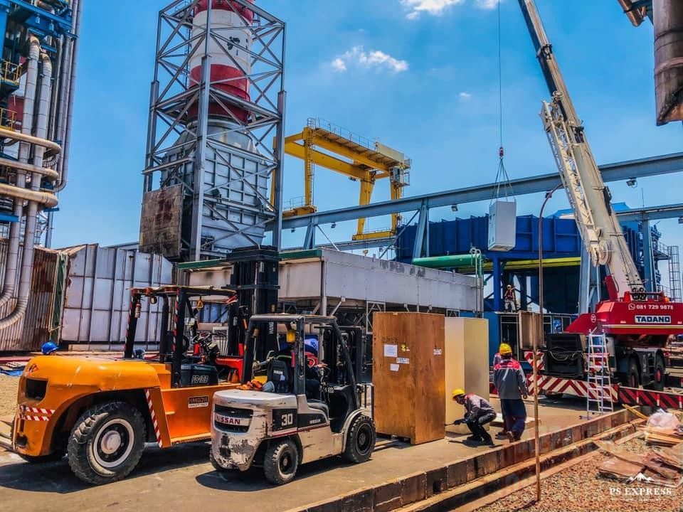 Sewa Forklift di Kota Bambu Selatan