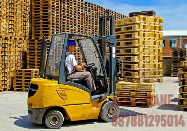 Sewa Forklift di Kreo
