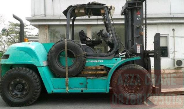 Sewa Forklift di Jaticempaka