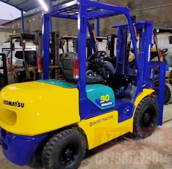 Sewa Forklift di Gembor