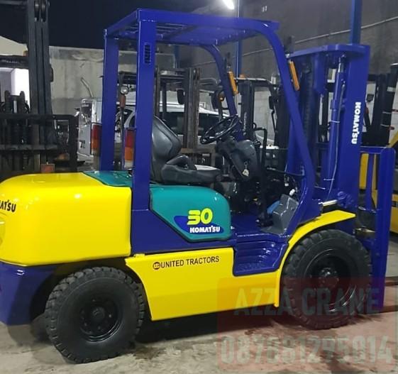 Sewa Forklift di Karangsari