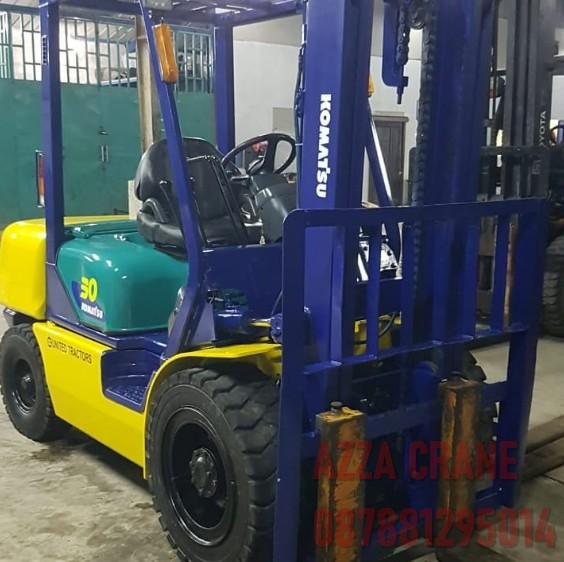Sewa Forklift di Jatikramat