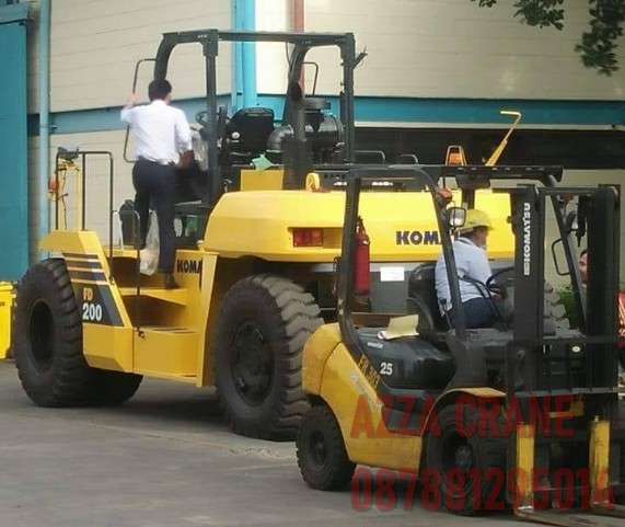 Sewa Forklift di Kota Bambu Utara