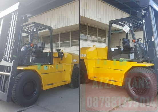Sewa Forklift di Pondok Cabe Ilir