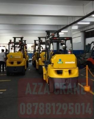 Sewa Forklift di Kalisari