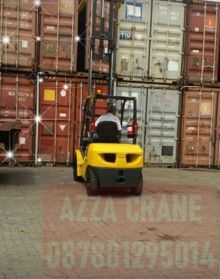 Sewa Forklift di Rawasari