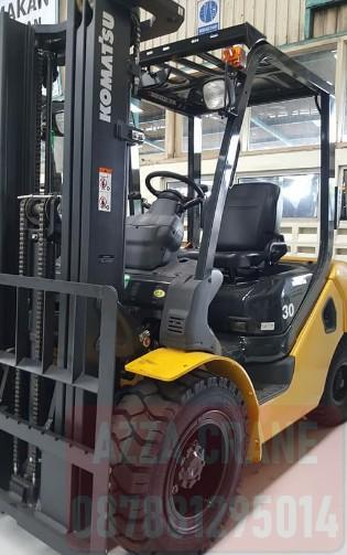 Sewa Forklift di Panunggangan Utara
