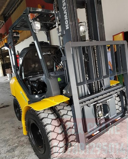 Sewa Forklift di Cipete Utara