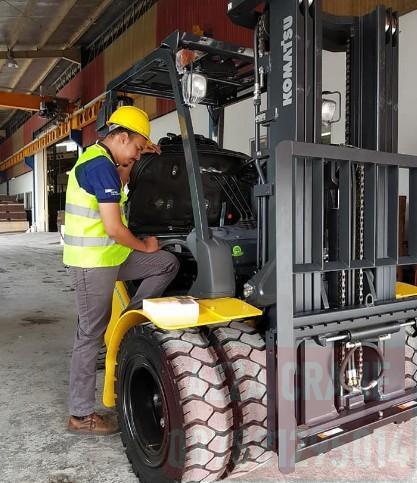 Sewa Forklift di Tanah Abang