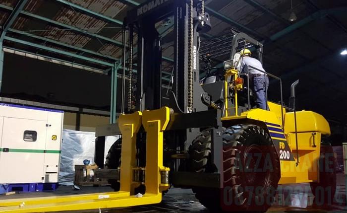 Sewa Forklift di Rawalumbu