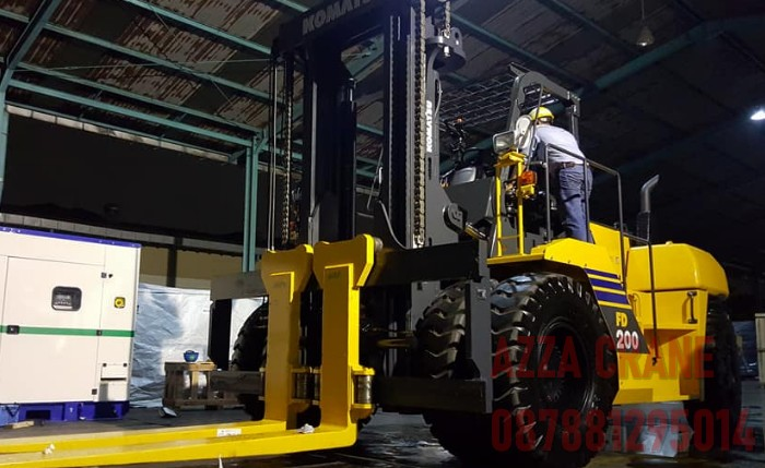 Sewa Forklift di Jakasetia