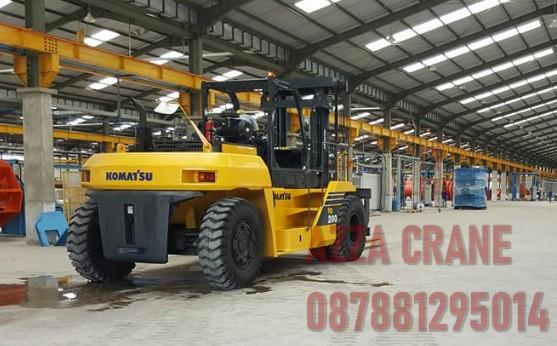 Sewa Forklift di Depok Jaya