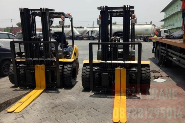 Sewa Forklift di Pondok Ranji
