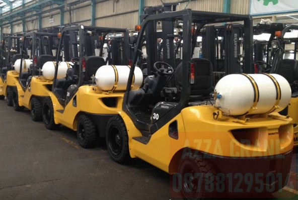 Sewa Forklift di Sawangan