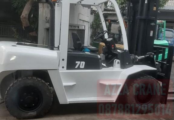Sewa Forklift di Kayu Manis