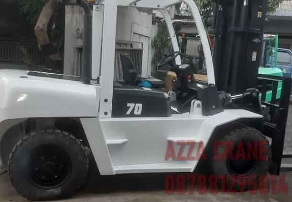 Sewa Forklift di Cisauk