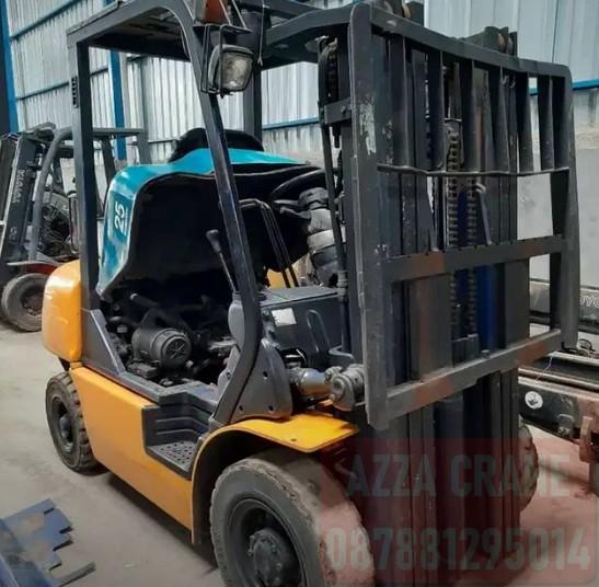 Sewa Forklift di Pademangan