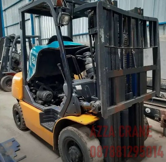 Sewa Forklift di Pabuaran Tumpeng