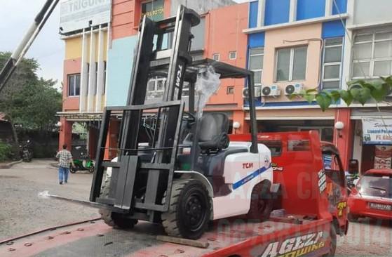 Sewa Forklift di Kebayoran Lama Utara
