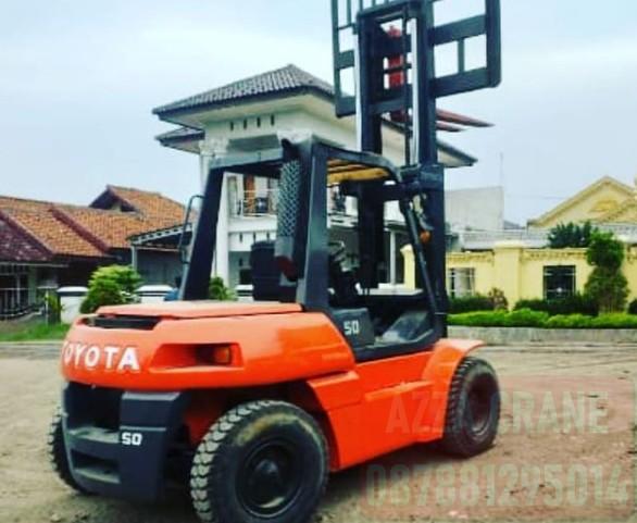 Sewa Forklift di Tajur