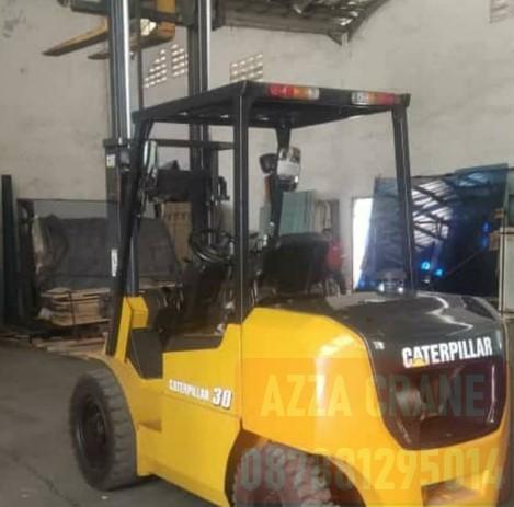 Sewa Forklift di Pamulang Barat