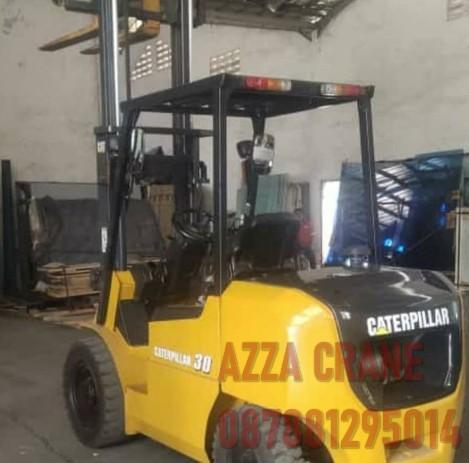 Sewa Forklift di Jatake