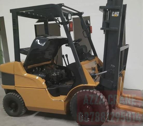 Sewa Forklift di Cisoka