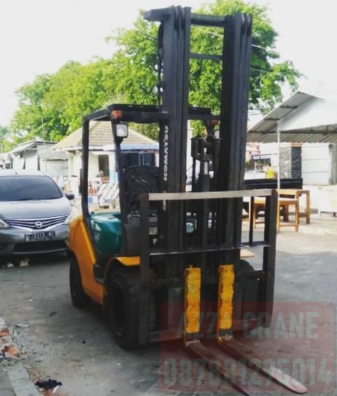 Sewa Forklift di Jatirangga