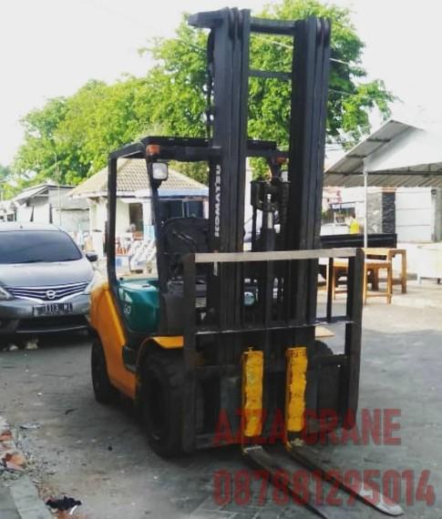 Sewa Forklift di Kali Anyar