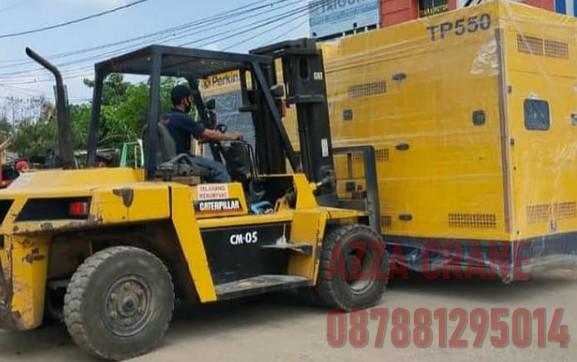 Sewa Forklift di Jembatan Lima