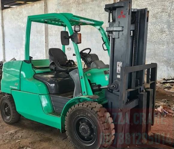 Sewa Forklift di Jatijajar