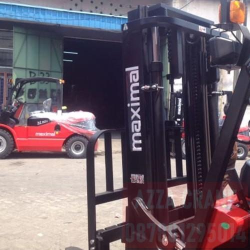 Sewa Forklift di Kronjo