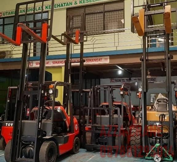 Sewa Forklift di Pedurenan