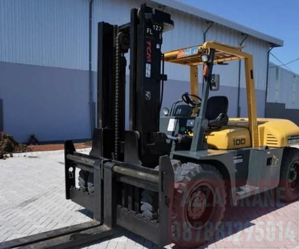 Sewa Forklift di Kemiri