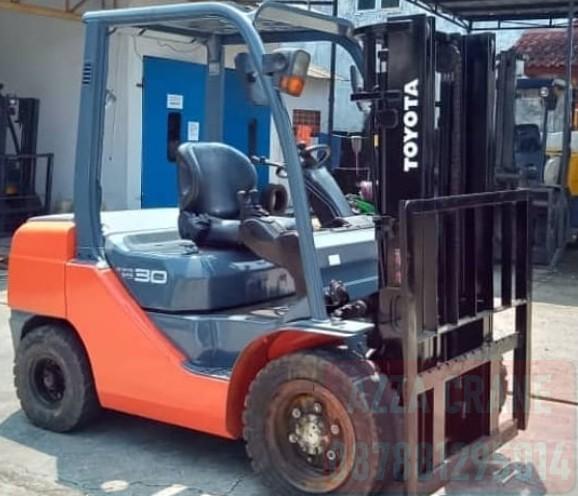 Sewa Forklift di Jakarta Barat