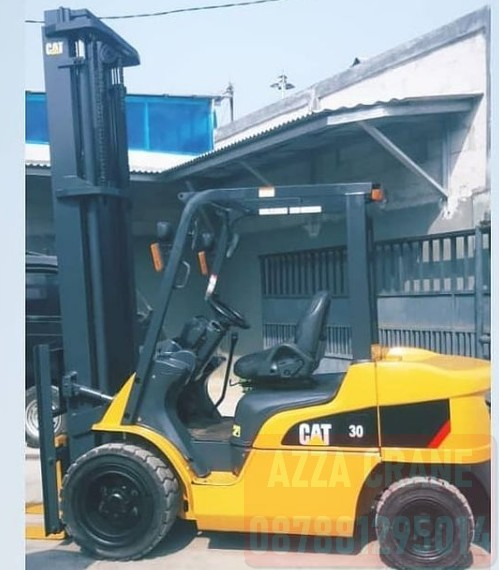 Sewa Forklift di Harapan Jaya