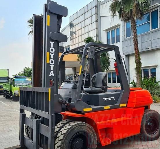 Sewa Forklift di Jakarta Utara