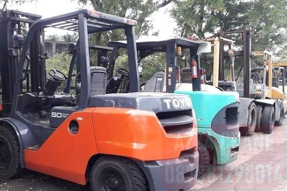 Sewa Forklift di Tirtajaya