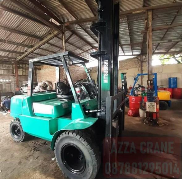 Sewa Forklift di Dukuh