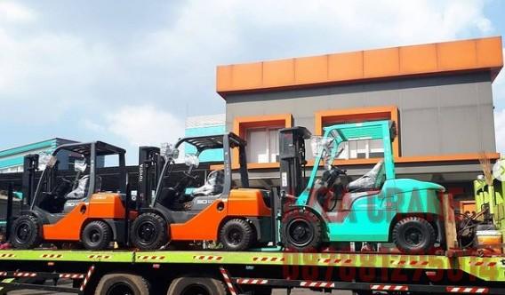 Sewa Forklift di Tambun Utara