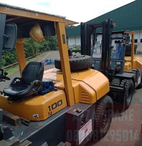 Sewa Forklift di Jakasampurna