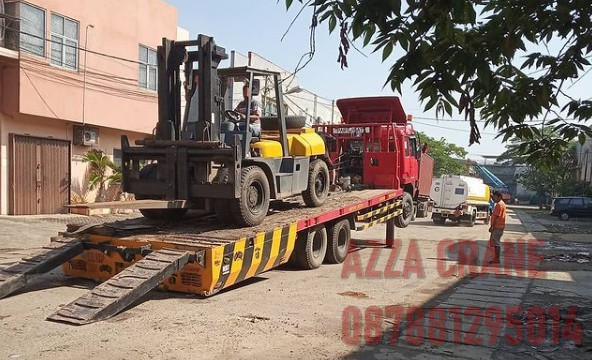 Sewa Forklift di Jatimulya