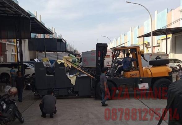 Sewa Forklift di Muara Gembong